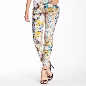 Rebecca Minkoff Ibizia Print Thompson Twill Jeans